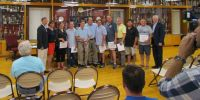 BFD Members honored